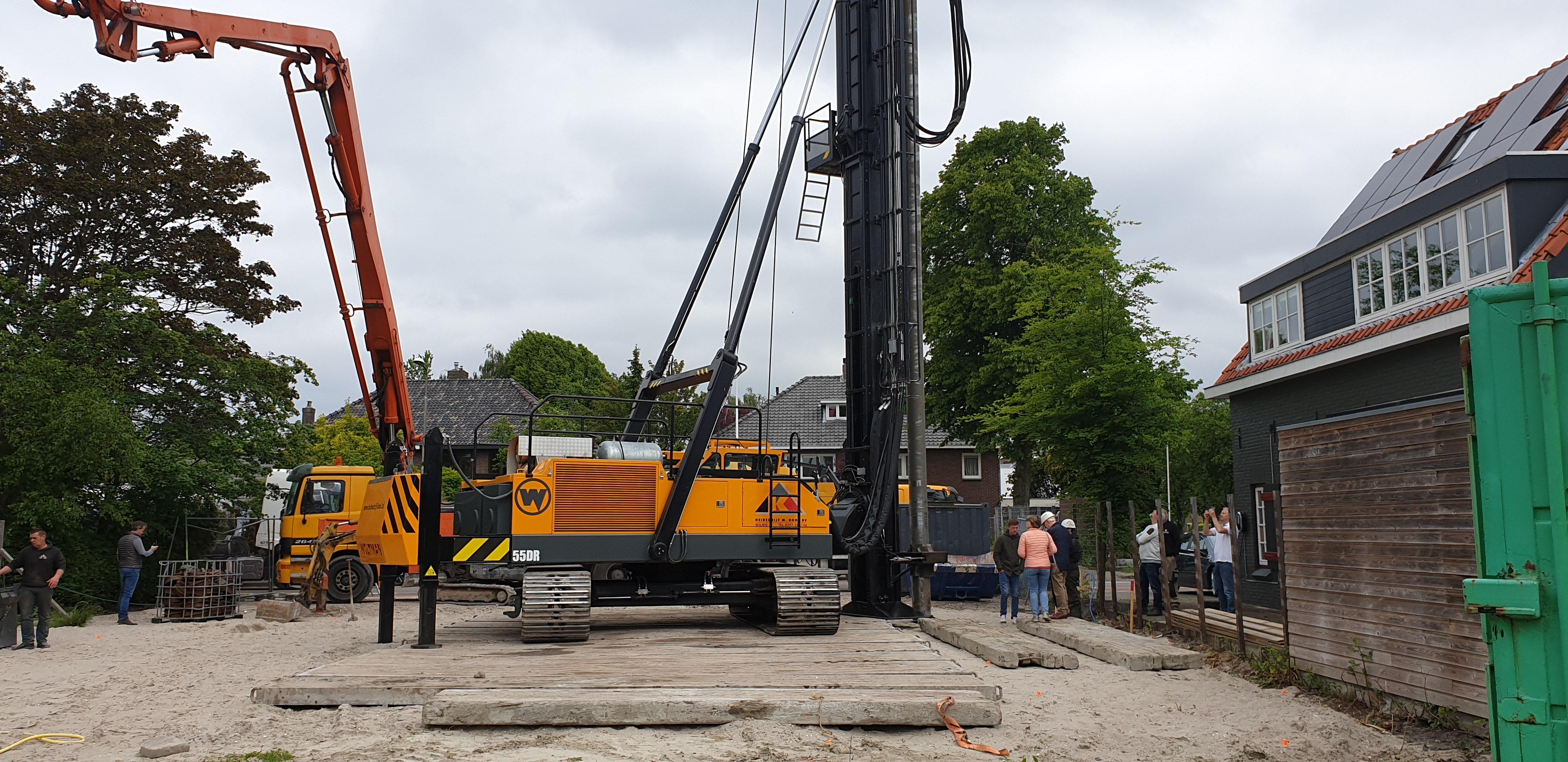 nieuwbouw woonhuizen Zoetermeer